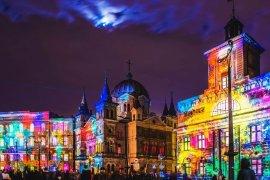 Festiwal Światła Łódź1